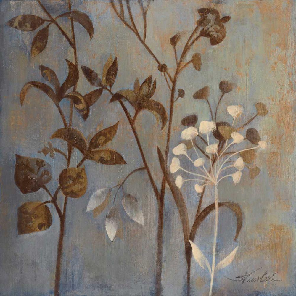 Branches in Dusty Blue I Vassileva, Silvia 143114