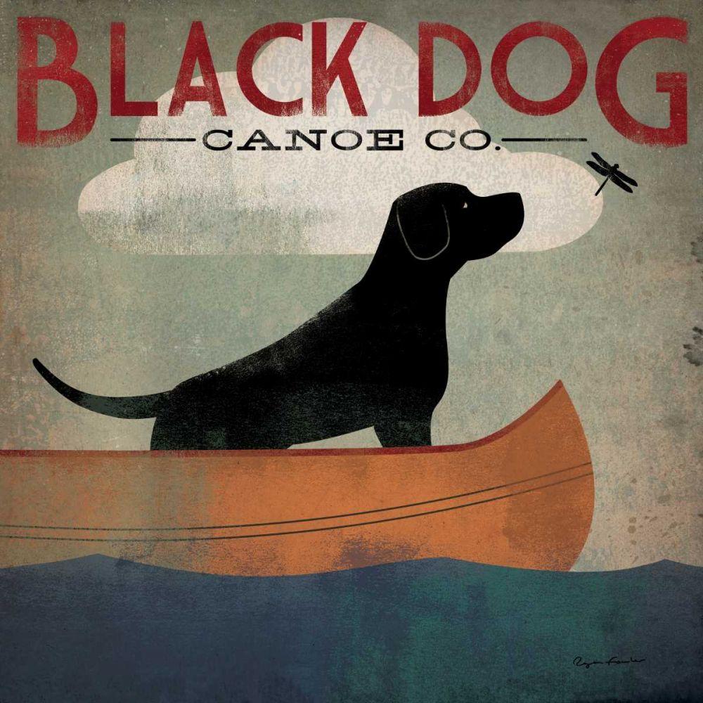Black Dog Canoe Fowler, Ryan 17388
