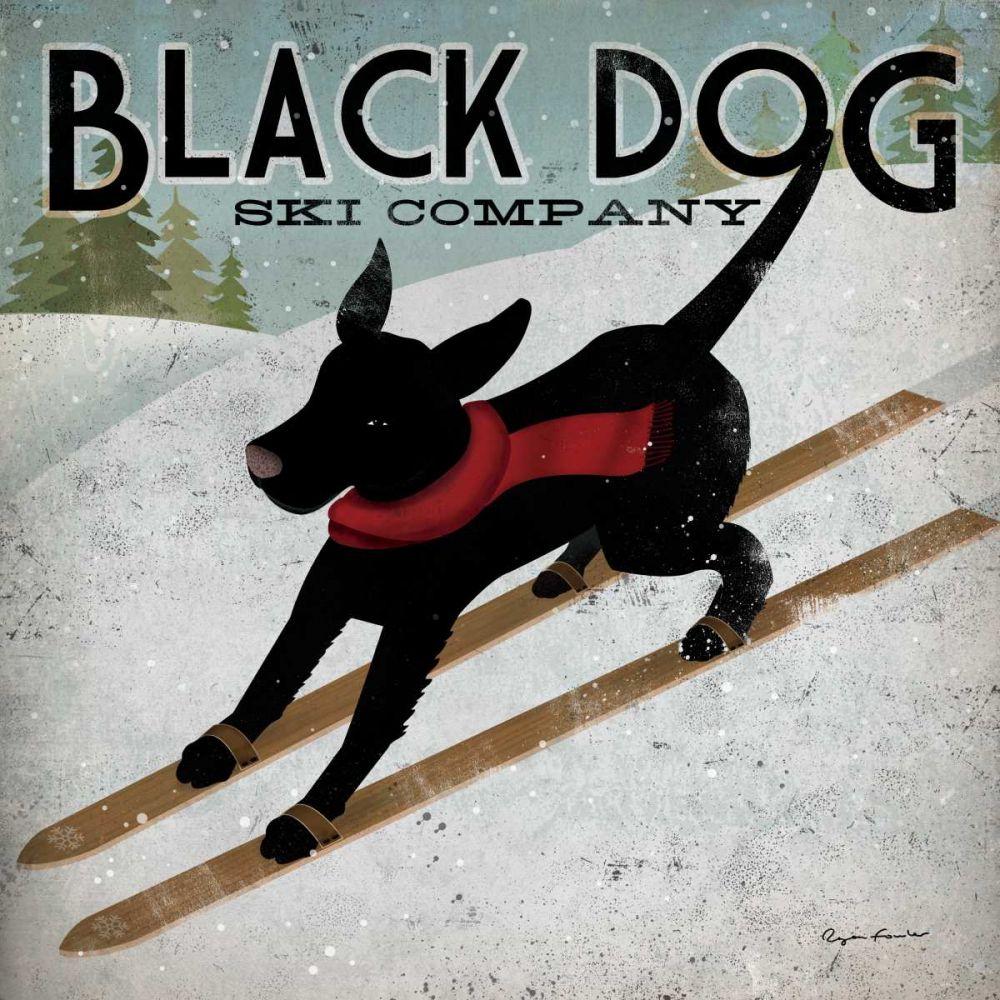 Black Dog Ski Fowler, Ryan 18425