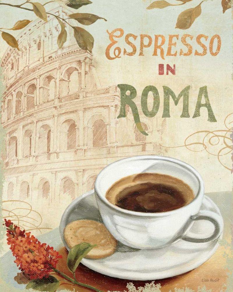 Cafe in Europe III Audit, Lisa 17841