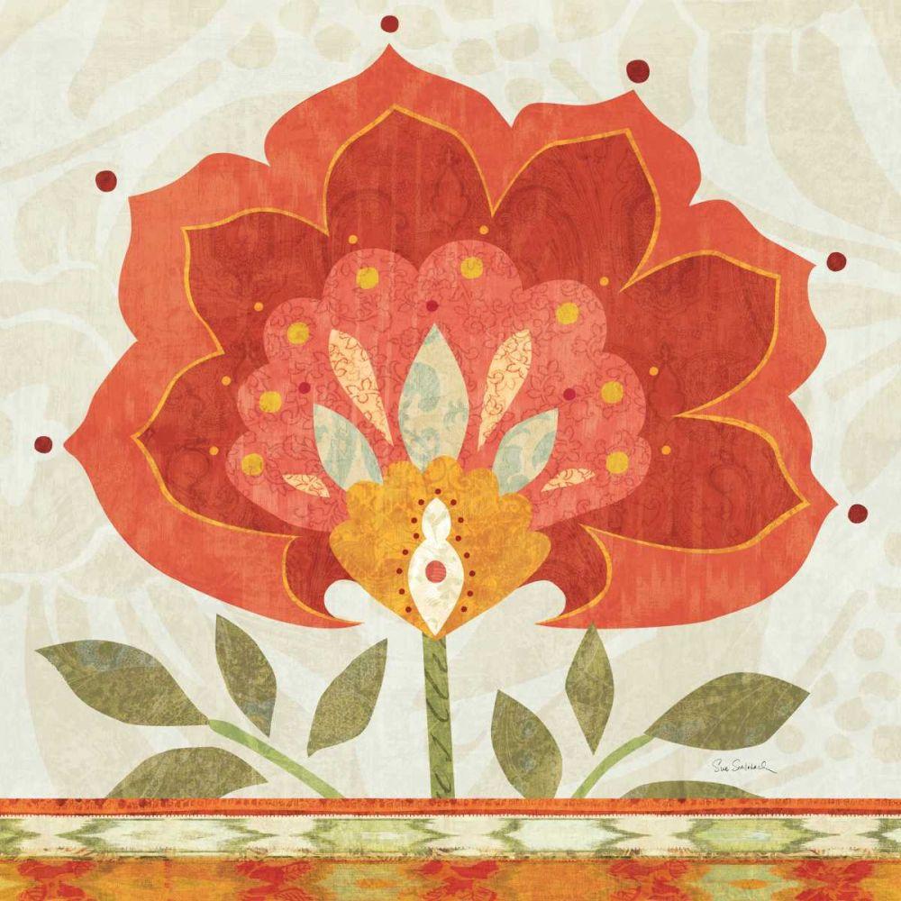 Ikat Bloom I Schlabach, Sue 18934