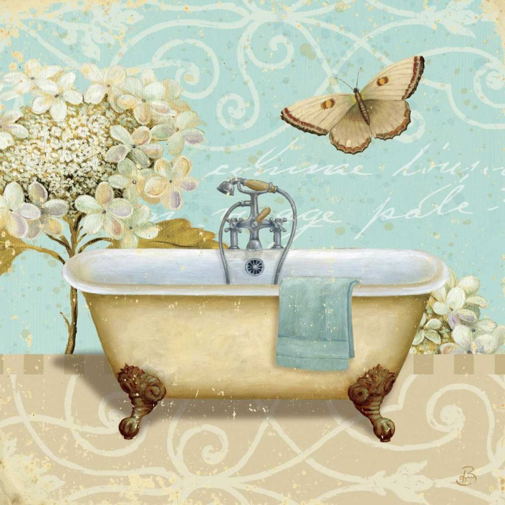 light Breeze Bath I Brissonnet, Daphne 17955