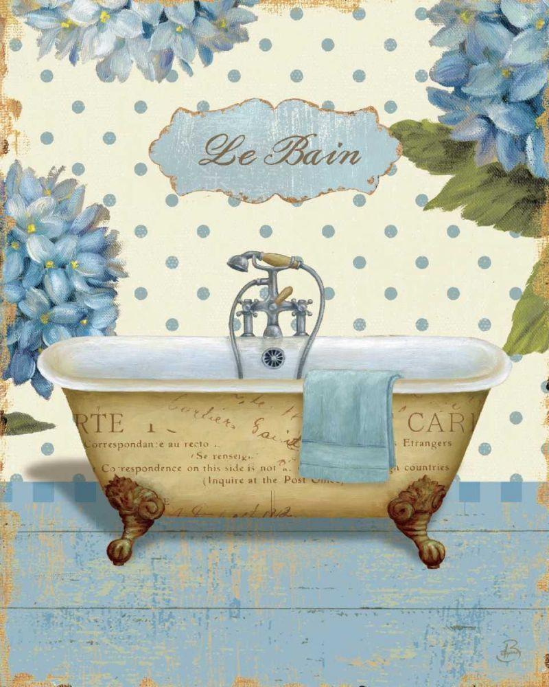 Thinking of You Bath I Brissonnet, Daphne 17689