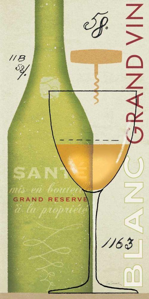 Grand Vin Blanc Schlabach, Sue 17796