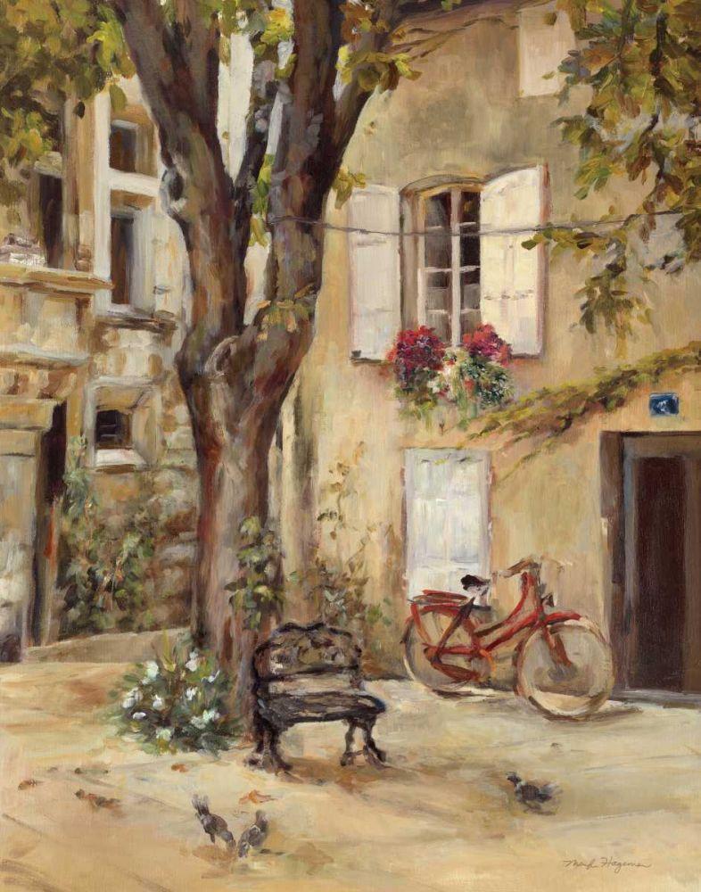 Provence Village I Hageman, Marilyn 17993