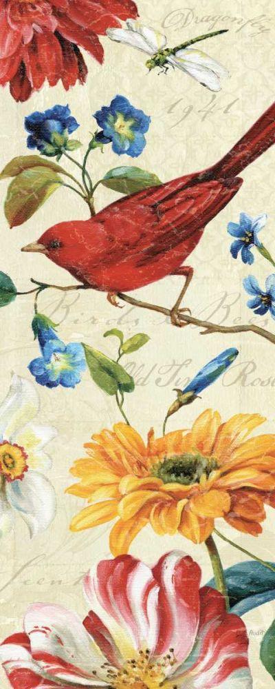 Rainbow Garden VII - Cream Audit, Lisa 17302