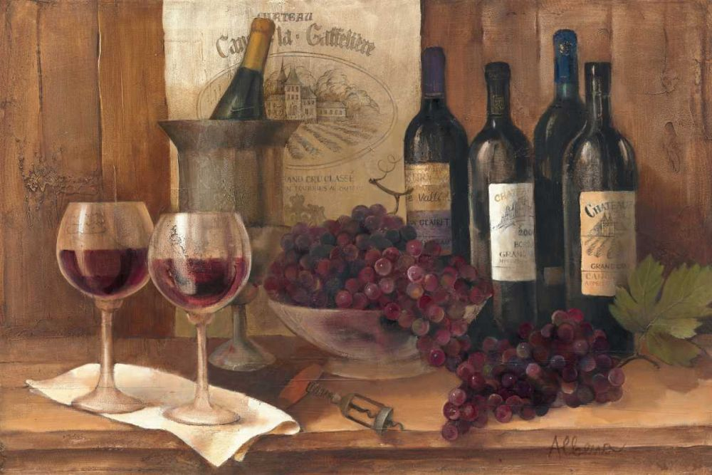 Vintage Wine Hristova, Albena 17654