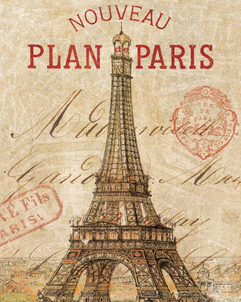 Letter from Paris Wild Apple Portfolio 18214