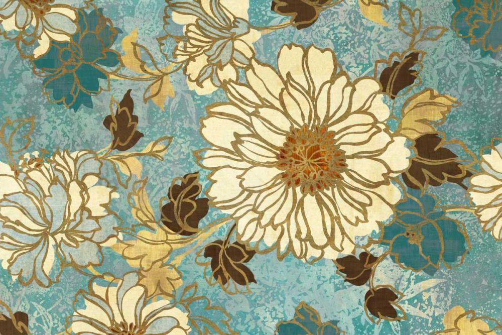 Sophias Flowers Blue Wild Apple Portfolio 18930