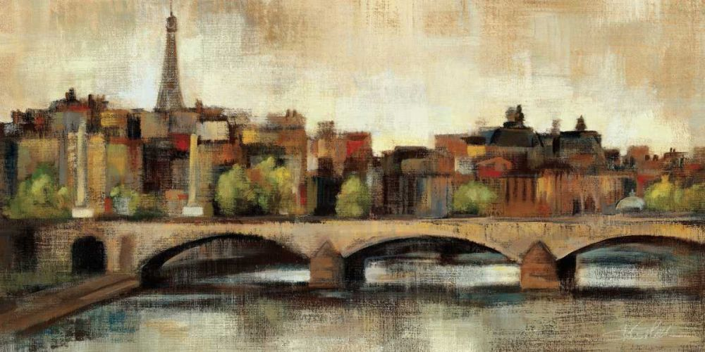Paris Bridge I Spice Vassileva, Silvia 18437