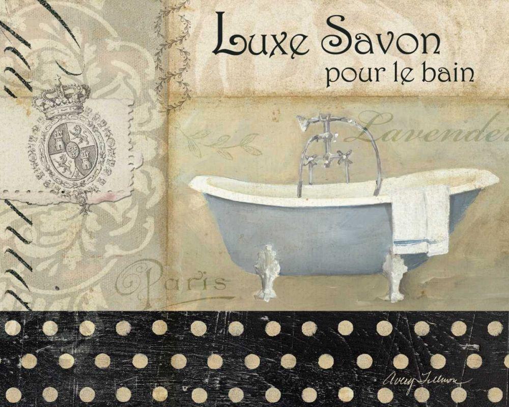 Savons de Bains I Tillmon, Avery 18489