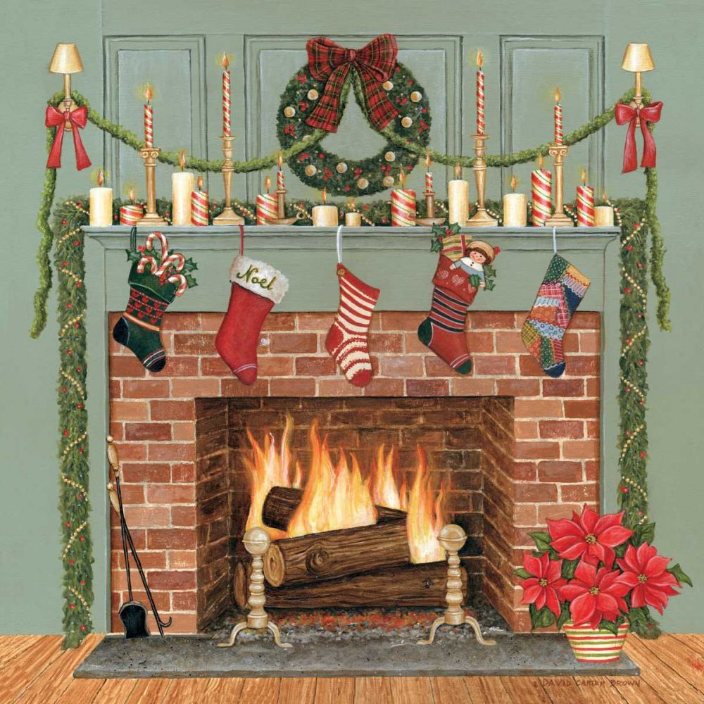 Home for the Holidays I Brown, David Carter 34046