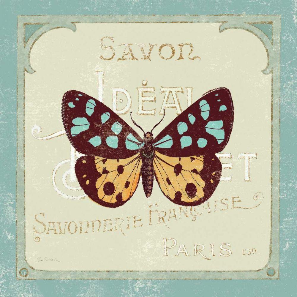 Parisian Butterfly I Schlabach, Sue 18034