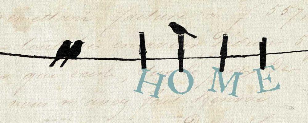 Birds on a Wire - Home Pelletier, Alain 34125