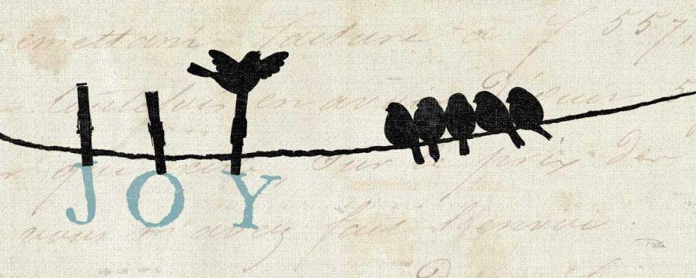 Birds on a Wire - Joy Pelletier, Alain 34127
