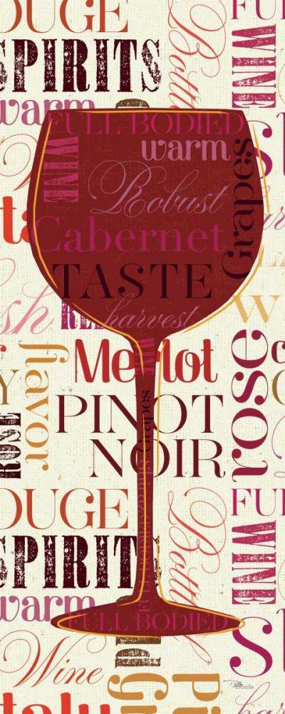 Colorful Wine Sayings - Cabernet Pela Studio 34141