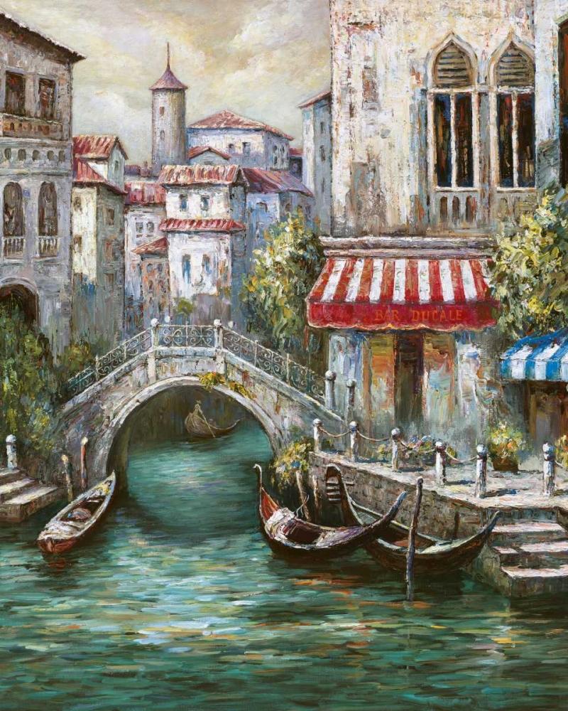 Venetian Motif I Mancini, Gianni 97689