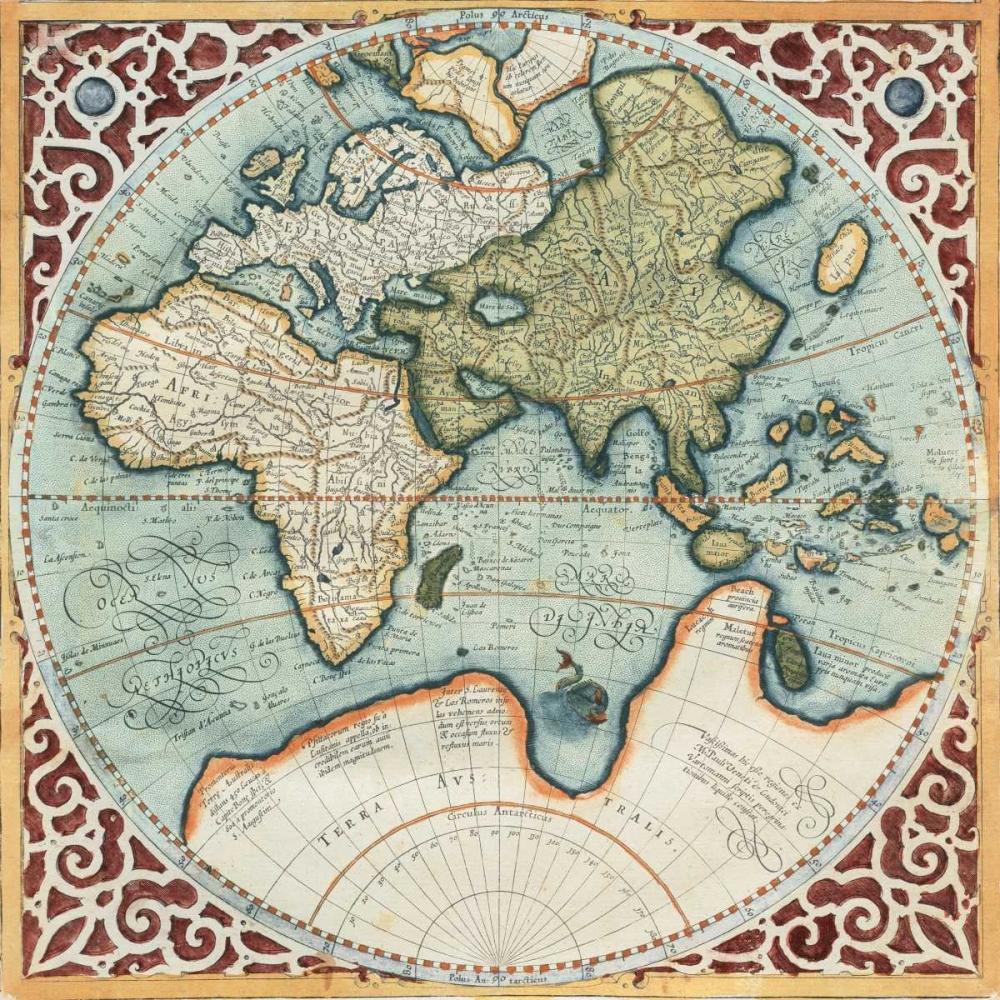 Terra Major II Mercator, Gerardus 20560