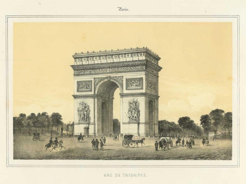 Arc de Triomphe Rogers, Adam 20564