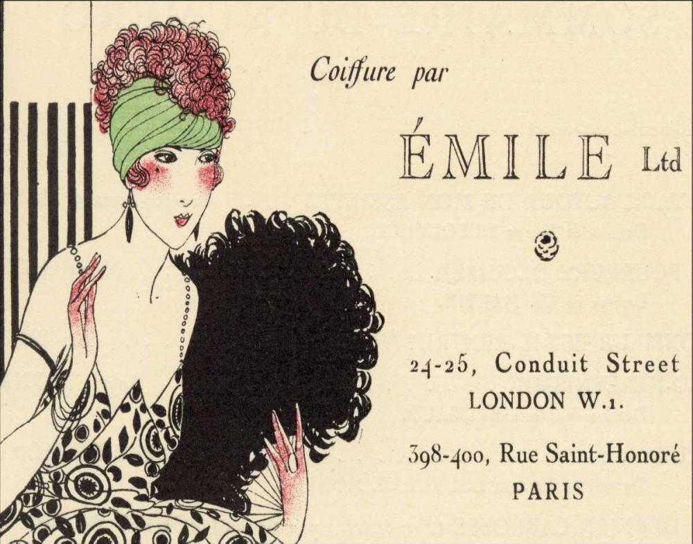 Paris Style I Grenier, Henri 20822