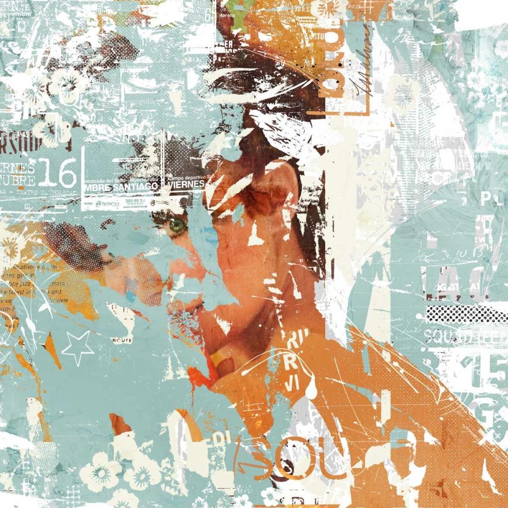 Peeking eye Albers, Teis 104523