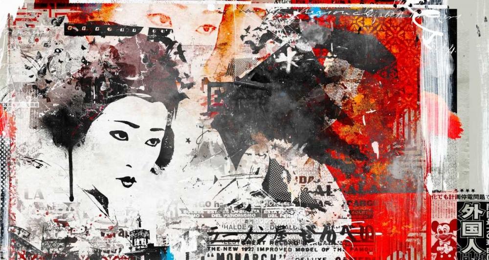 Monarc Geisha Albers, Teis 104527