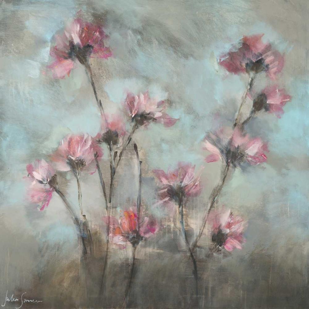 Pink Flowers I Simonis, Julia 165954