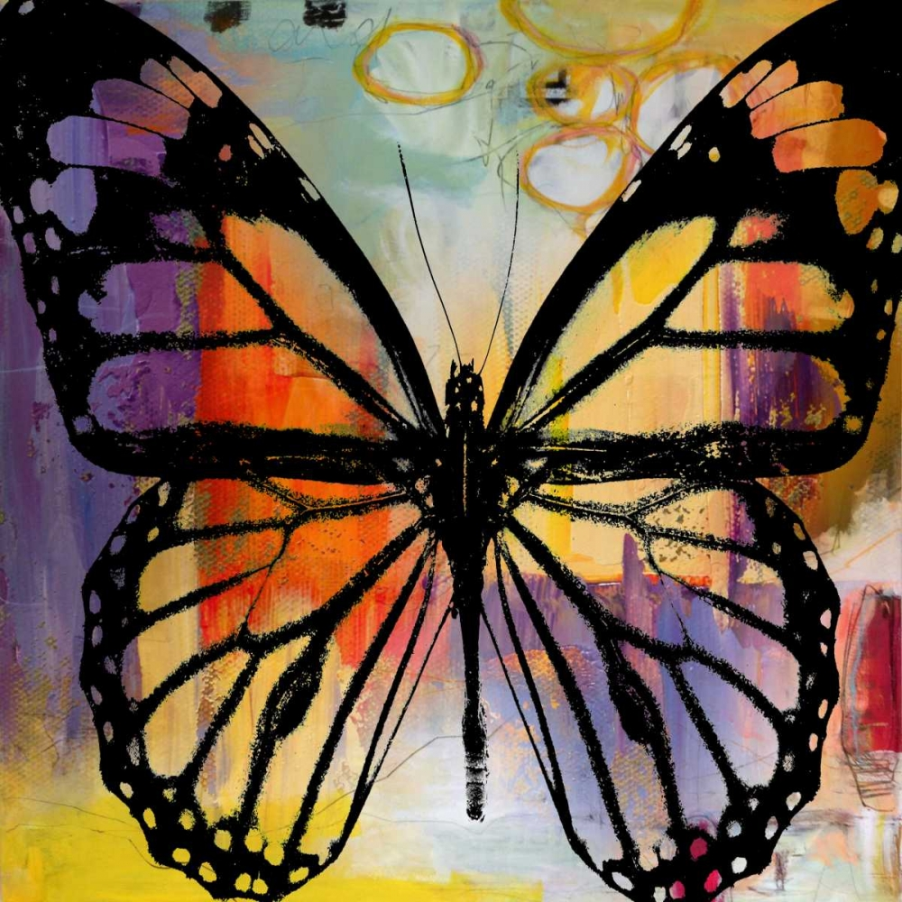 Butterfly III Baker, Micha 81345