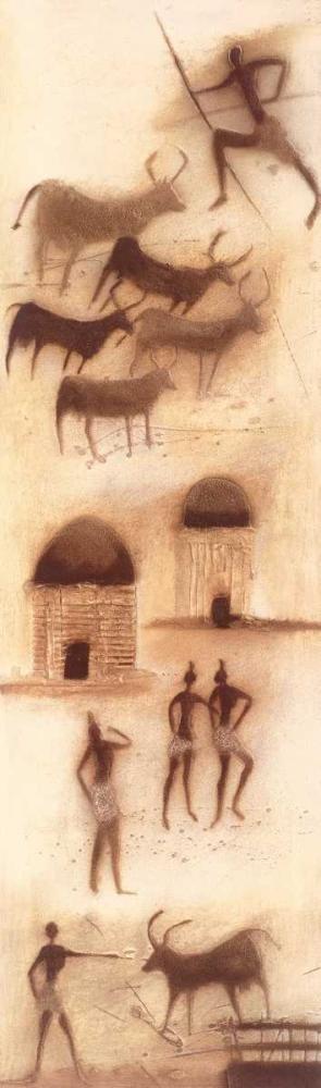 African impression I Jan, Eelse Noordhuis 48155