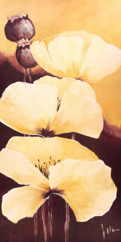 Yellow Poppies III Roseboom, Jettie 19378