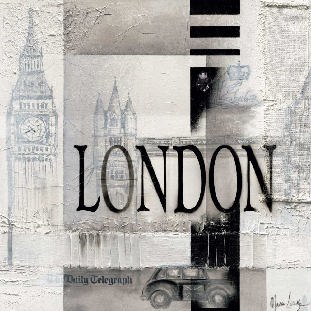 London Oudkerk, Marie-Louise 19405