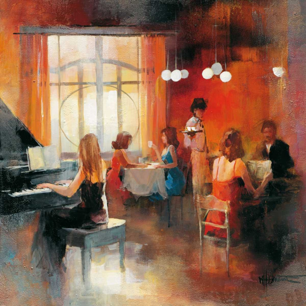 Rendez-vous I Haenraets, Willem 19485