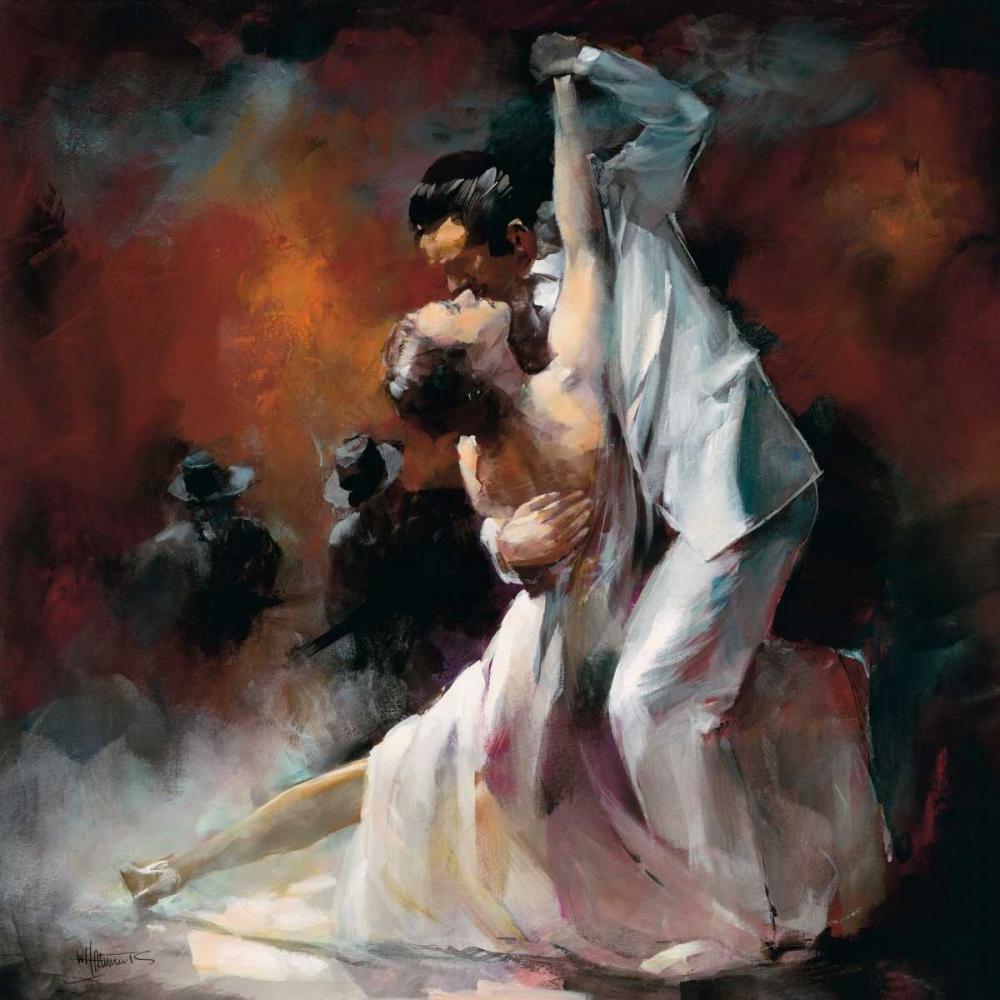 Tango Argentino I Haenraets, Willem 19496