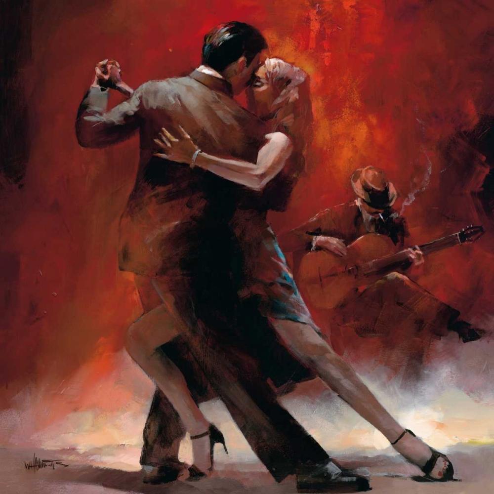 Tango Argentino II Haenraets, Willem 19497