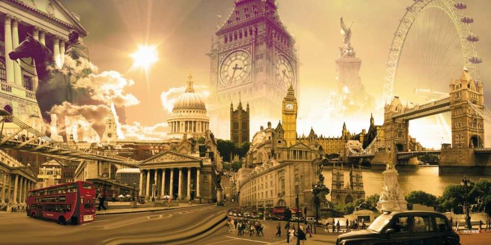 London Highlights Nyss 19510