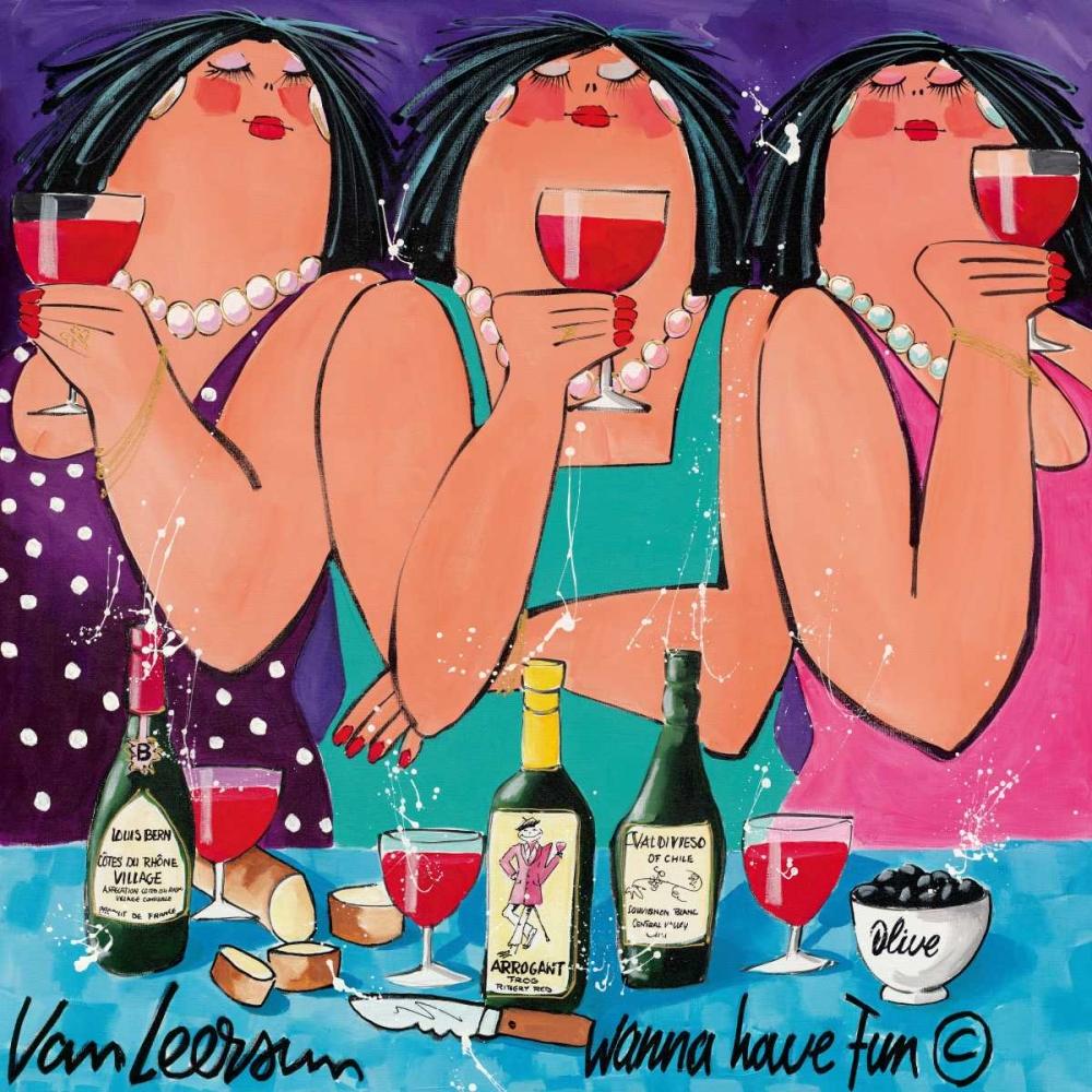 Wanna have Fun II van Leersum, El 19540