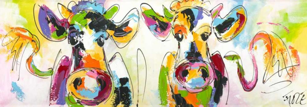 Cows talking Fiore, Art 166015