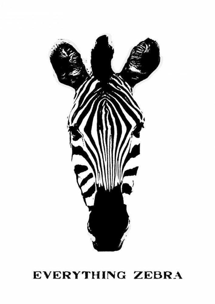 Everything is Zebra Waltz, Anne 166087