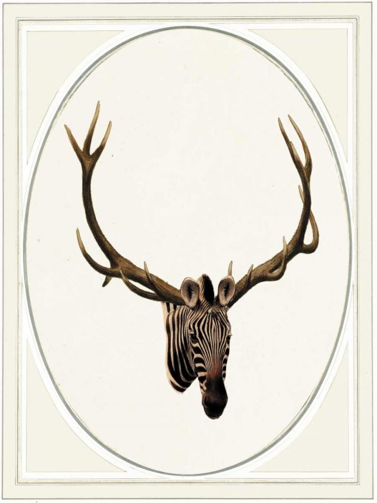Zebradeer II Waltz, Anne 166109