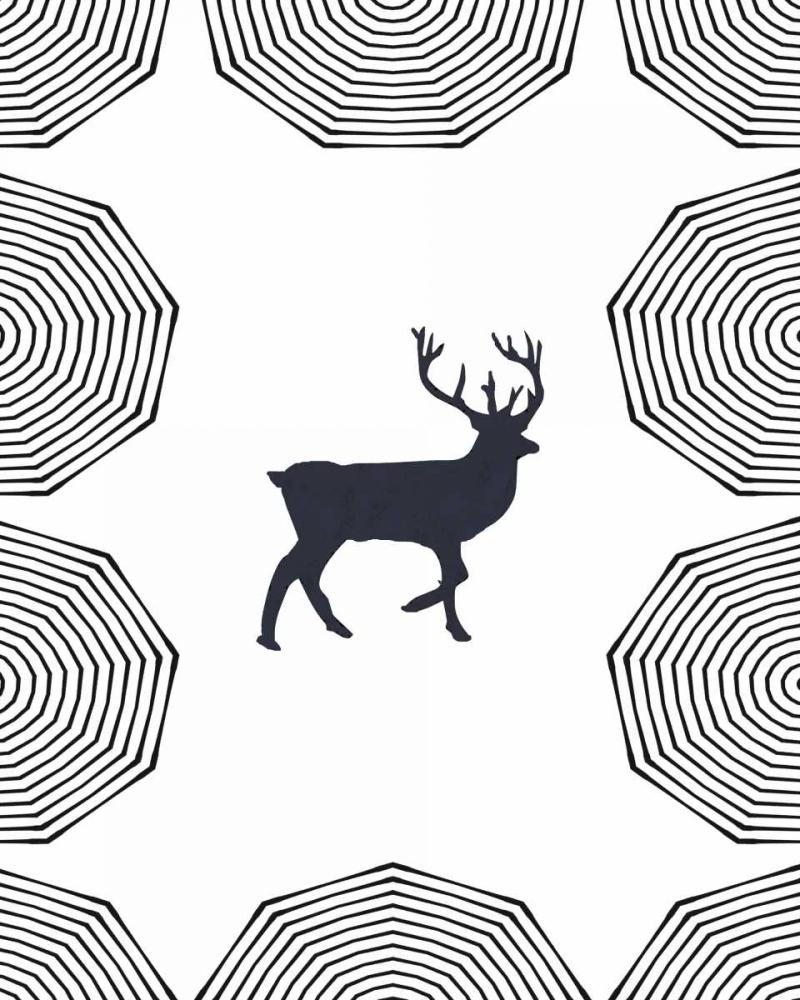 Dancing Deer I Waltz, Anne 166110