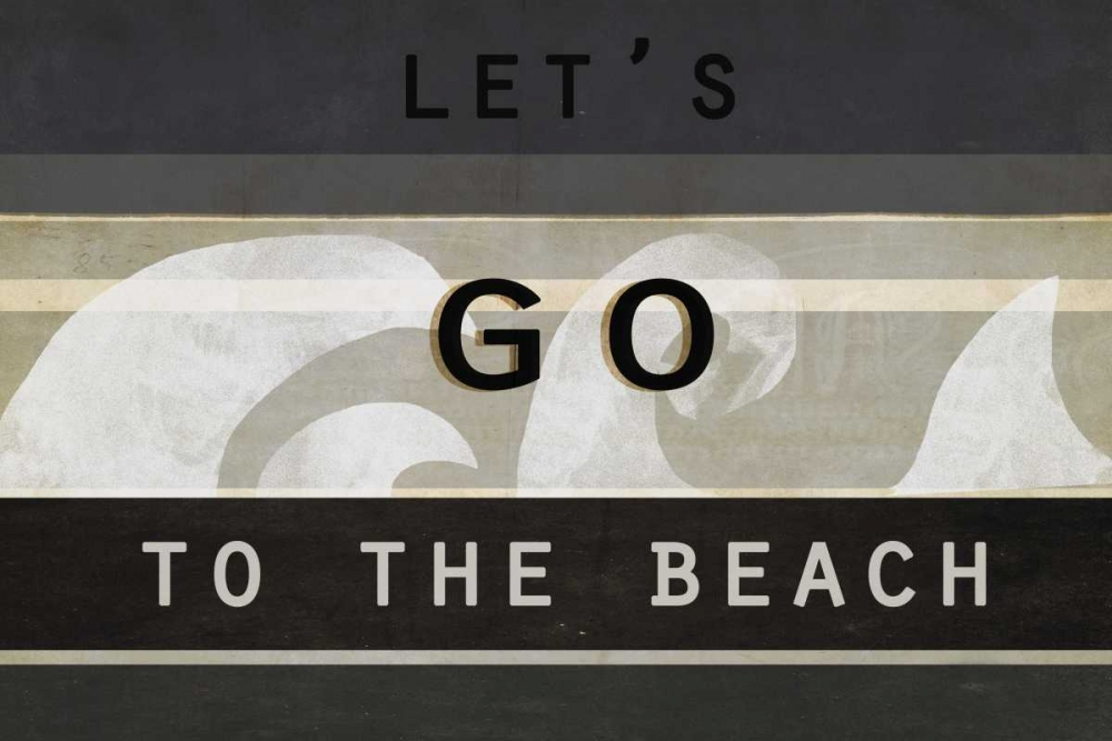 Lets go to the beach Waltz, Anne 166157