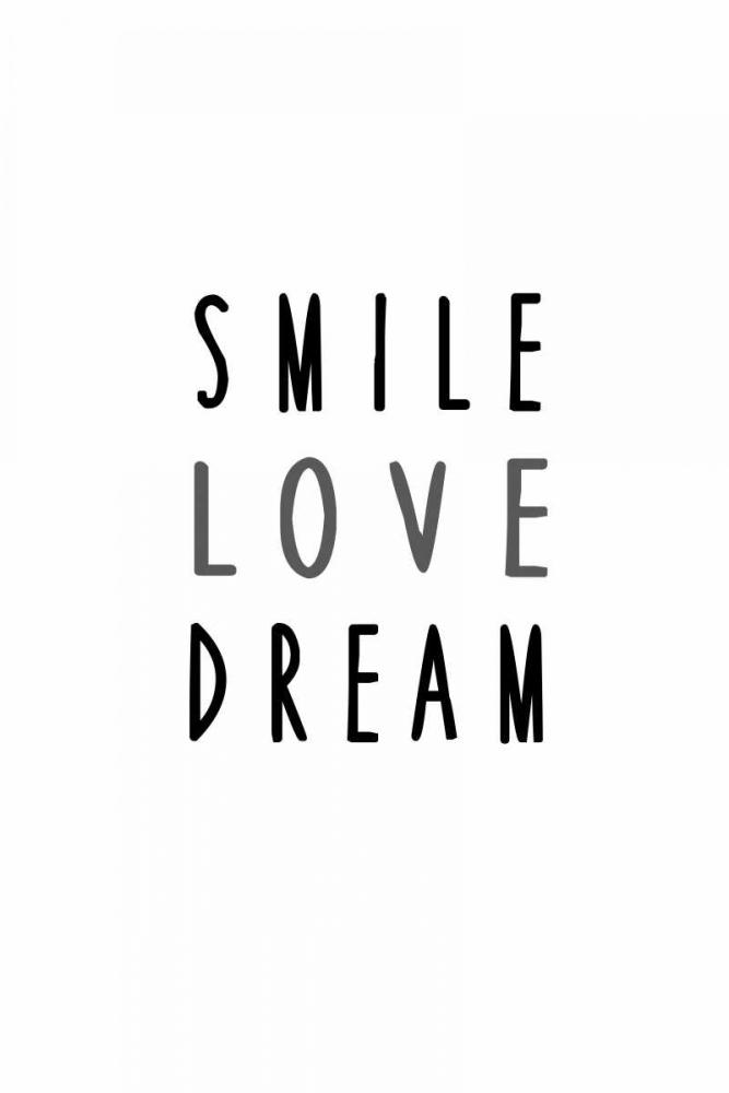 Smile love dream Waltz, Anne 166183