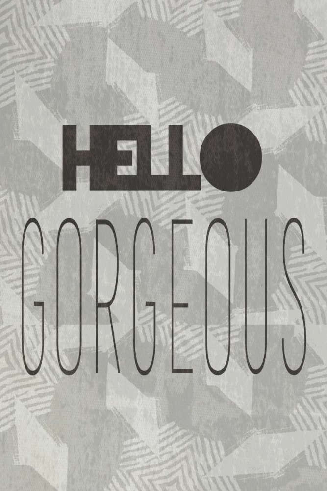 Hello gorgeous I Waltz, Anne 166189