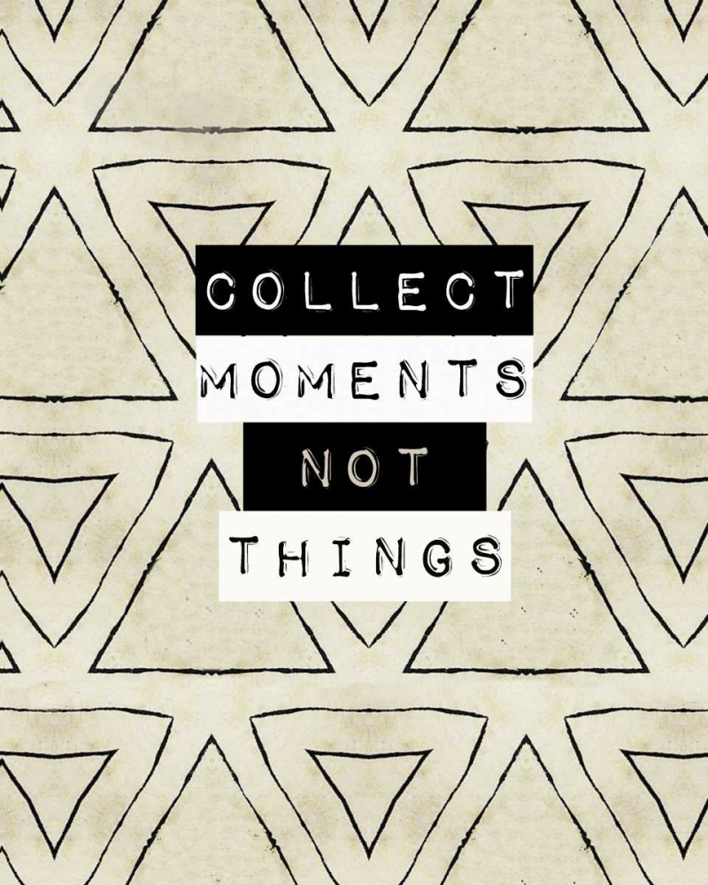 Collect moment not things I Waltz, Anne 166195