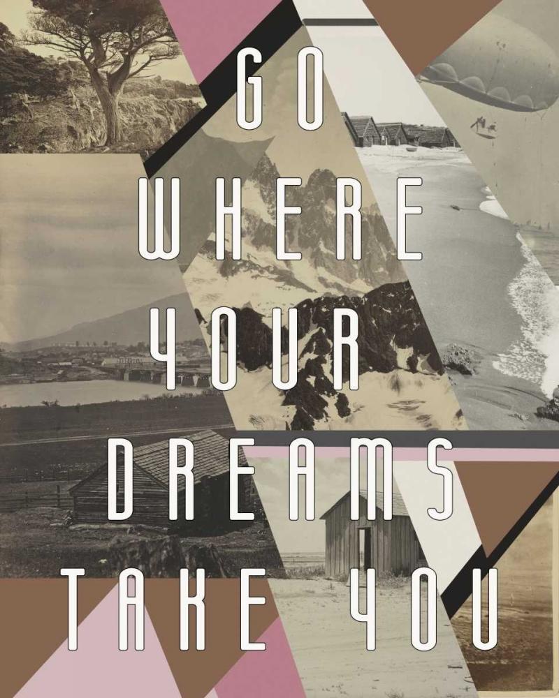 Go where you dreams I Waltz, Anne 166199