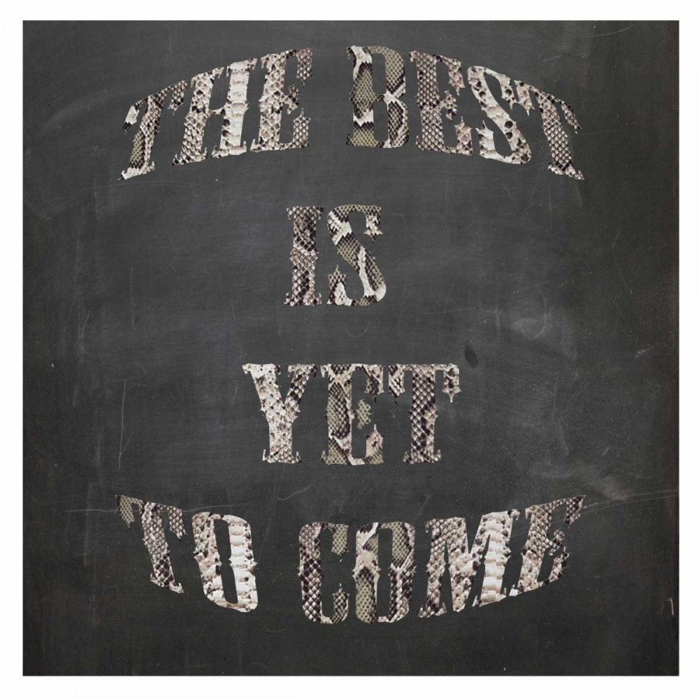 Best is yet to come Waltz, Anne 166204