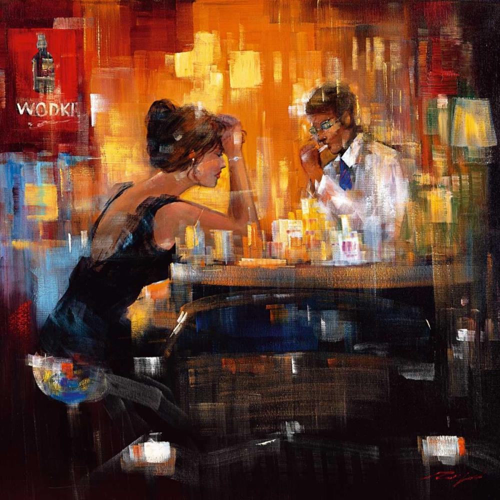 Bar Scene I Madjid 28995