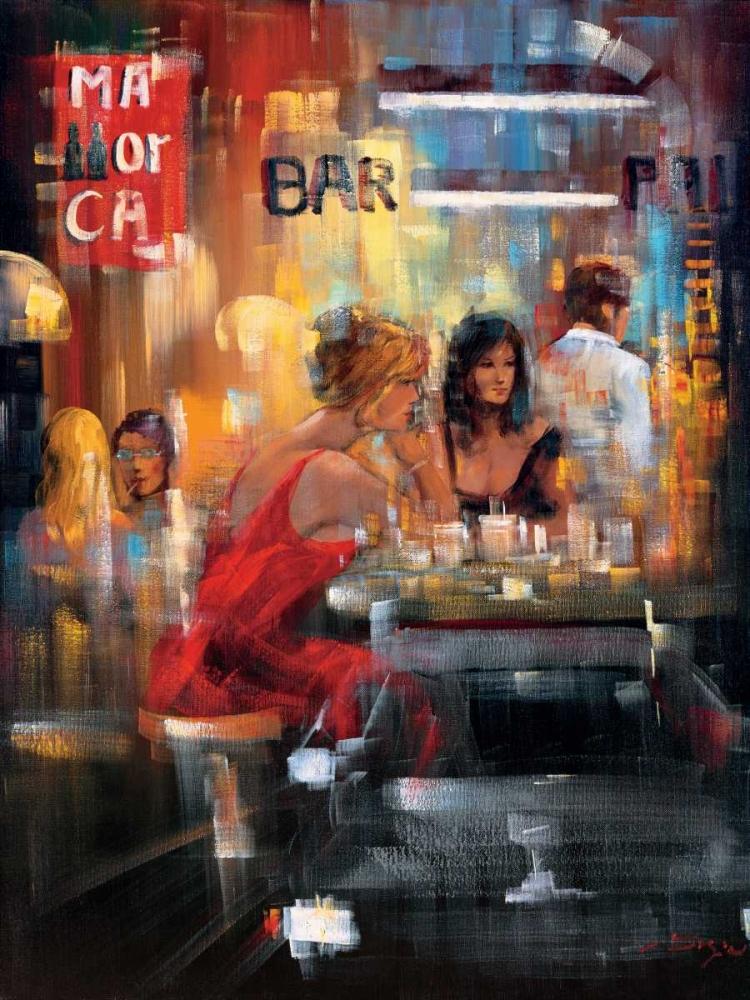 Bar Scene IV Madjid 28998