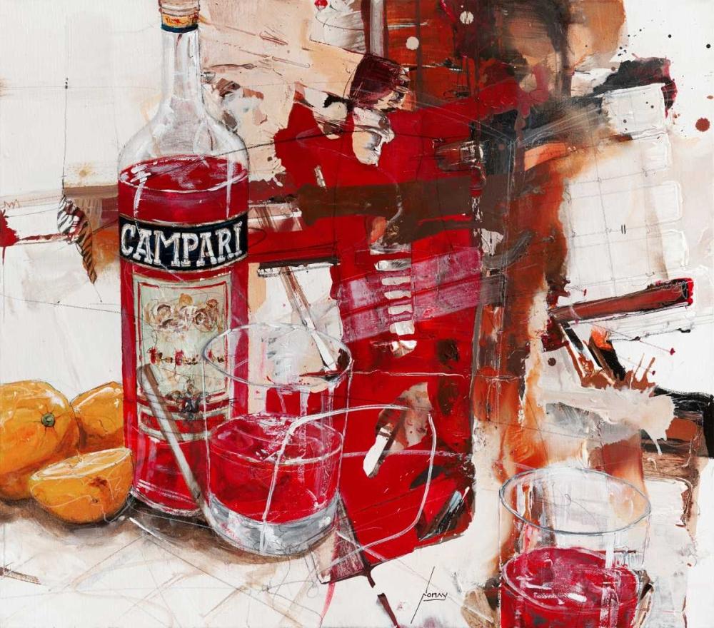 Das Rot, das aus der Flasche kam Mayer, Norbert 87858