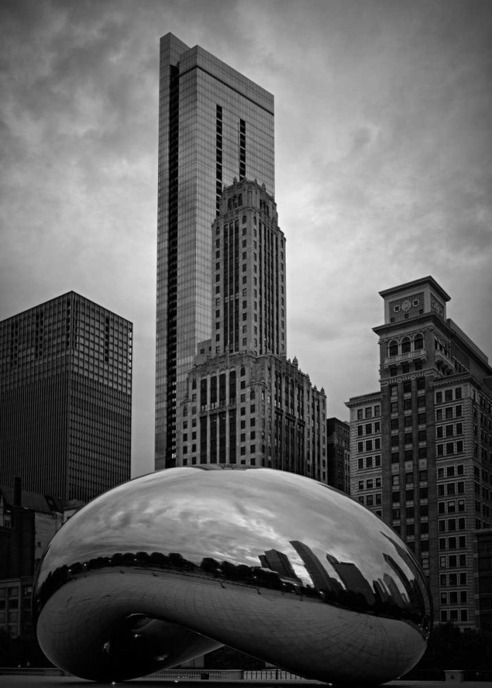 The Bean Stalowy, John 27871